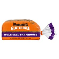 Warburtons Sliced Seeded Gluten & Wheat Free