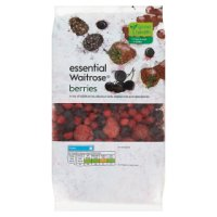 essential Waitrose frozen berries