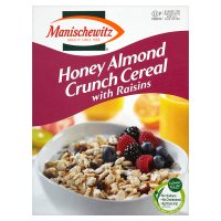 Manischewitz honey almond cereal