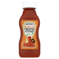 Heinz piri piri & lime twisted ketchup