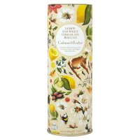 Crabtree & Evelyn lemon and white chocolate biscuits