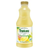 Tropicana still lemonade