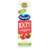 Ocean Spray 100% juice cranberry blend