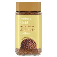 Waitrose gold freeze dried coffee