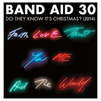 CD Band Aid 30 Do they know it's Christmas