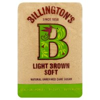 Billngton's light brown soft sugar