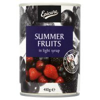 Epicure Summer Fruits (in syrup)