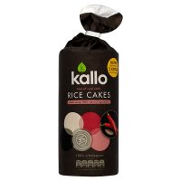 Kallo rice cakes a hint of chilli