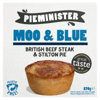 Pieminister Moo & Blue