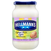 Hellmann's lighter than light