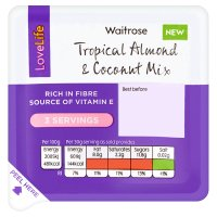 Waitrose LoveLife Tropical Almond & Coconut Mix