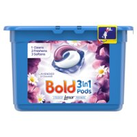 Bold 2in1 Lavender & Camomile Washing Capsules 20 Washes