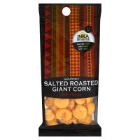 Inka Snacks salted & roasted giant corn chilli