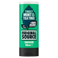 Original Source mint shower gel