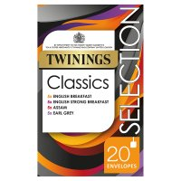 Twinings speciality selection 25 tea bags