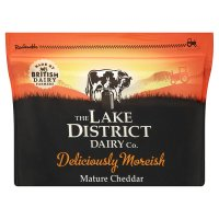 The Lake District Cheese Co. mature cheddar