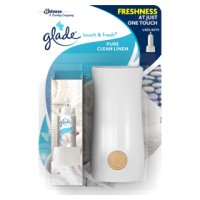 Glade touch'n fresh clean linen