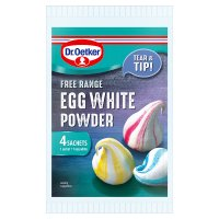Dr. Oetker egg white powder
