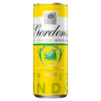 Gordon's London Dry Gin with Elderflower