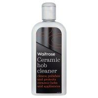 waitrose ceramic hob cleaner waitrose. Black Bedroom Furniture Sets. Home Design Ideas
