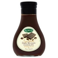 Rowse Signature Dark Chocolate Sauce