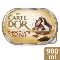 Carte D'Or Gelateria Chocolate Parfait