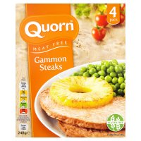 Quorn gammon steaks 4 pack