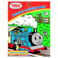 Thomas & Friends Bumper Activity Book