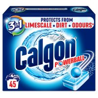Calgon tabs water softener 45 tablets