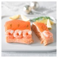 Poached & Dressed Salmon Side (small)