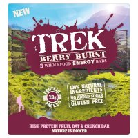 Trek Berry Burst Energy Bars