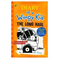 Long Haul Diary of a Wimpy Kid