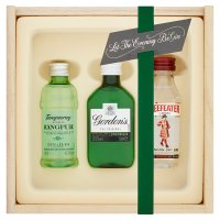 Gin Trio Selection Box