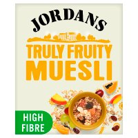 Jordans tropical muesli