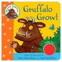 My First Gruffalo Growl Julia Donaldson