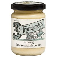 Tracklements, strong horseradish & cream
