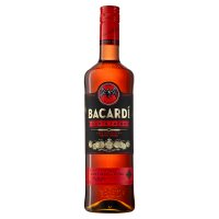 Bacardí Carta Fuego Red Spiced Rum