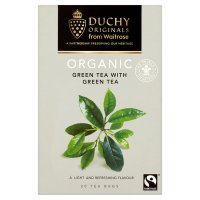 Duchy Originals 20 organic green tea bags