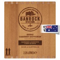 Banrock Station Shiraz Cabernet Australian Red Wine
