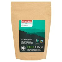 Eden project eco roast central American Fairtrade ground coffee