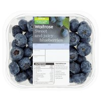 Waitrose Sweet and Juicy Blueberries