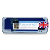 Duchy Originals from Waitrose large British organic free range eggs