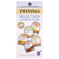 Twinings a moment of calm selection 25 tea bags