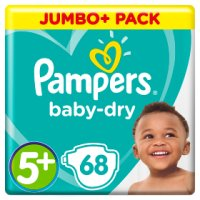 Pampers Baby-Dry 5+ Junior 13-25kg