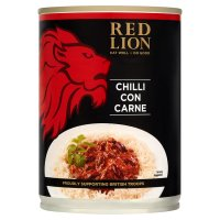 Red Lion Foods chilli con carne