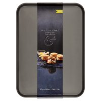 from Waitrose 35cm hard anodised baking tray