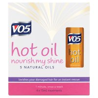 VO5 hot oil deep nourishing