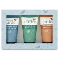 Waitrose Garden trio of hand creams