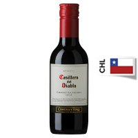 Casillero Diablo Cabernet Sauvignon, Chilean, Red Wine, Small Bottle