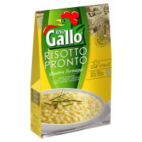 Riso Gallo Risotto Pronto 4 Cheese